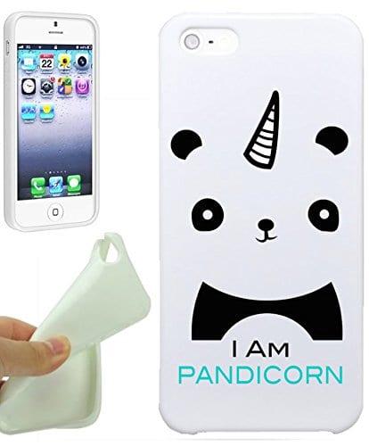 cover iphone 5c panda
