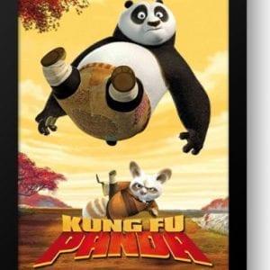 Kung-Fu-Panda-15x21-Framed-Art-Print-0