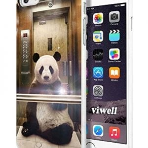 Viwell-Iphone-6-Case-2015-Unique-Design-Cool-Protective-Cover-Panda-love-narcissism-0