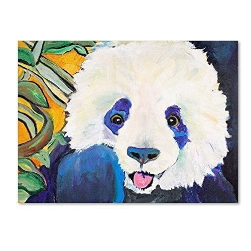 Trademark-Fine-Art-Mei-Hua-Canvas-Artwork-by-Pat-Saunders-14-by-19-Inch-White-0