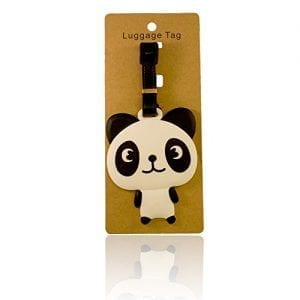 DIYJewelryDepot-1-Pc-Panda-Theme-Large-Size-Suitcase-Luggage-Name-ID-Tag-Cute-for-Travel-or-Schools-Panda-Chubby-0