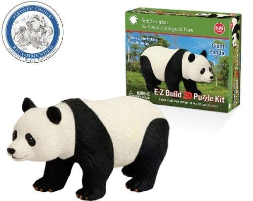 Smithsonian-E-Z-Build-Puzzle-Giant-Panda-0