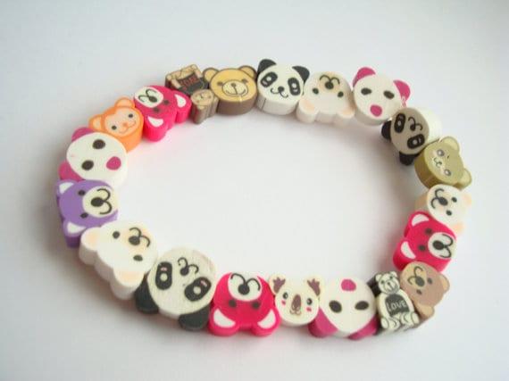 Panda Bracelets Panda Things
