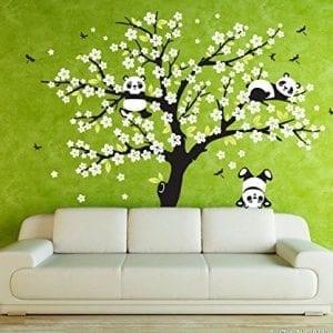 Panda Wall Stickers Things