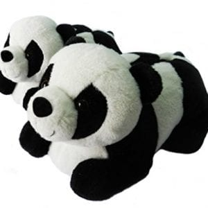fe5149dd3fdcc Panda Slippers - Panda Things