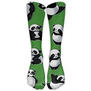 9cac2421d114 Clothes, Socks & Tights. Cute Panda Bears Athletic Tube Stockings Women's  ...
