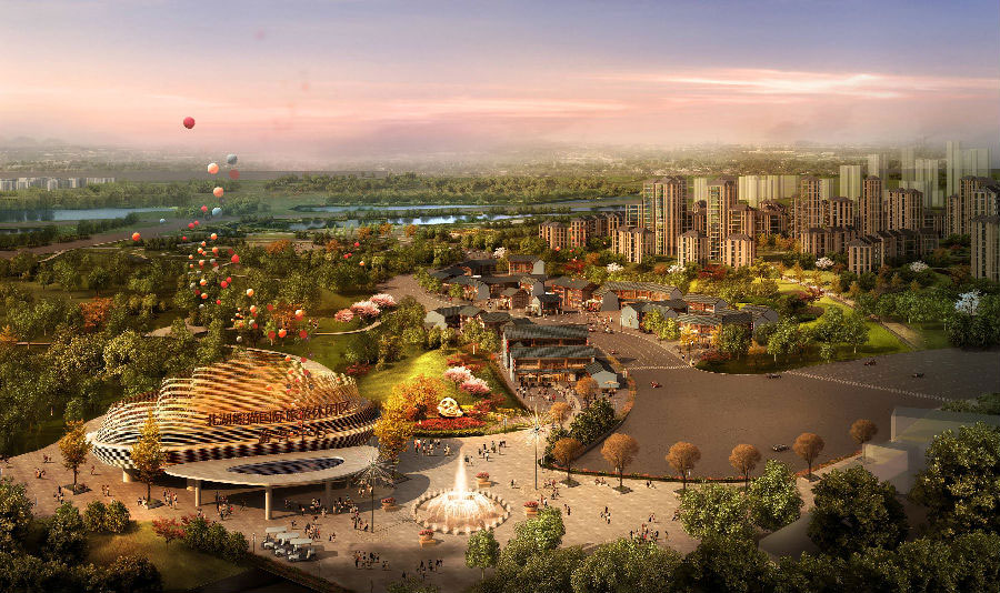 Chengdu International Tourism and Recreation Zone